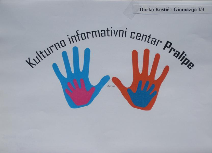 Darko Kostić, Gimnazija Pirot